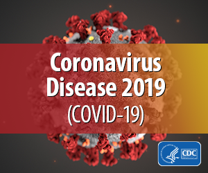 CDC - image of Coronavirus Disease 2019 (COVID-19)